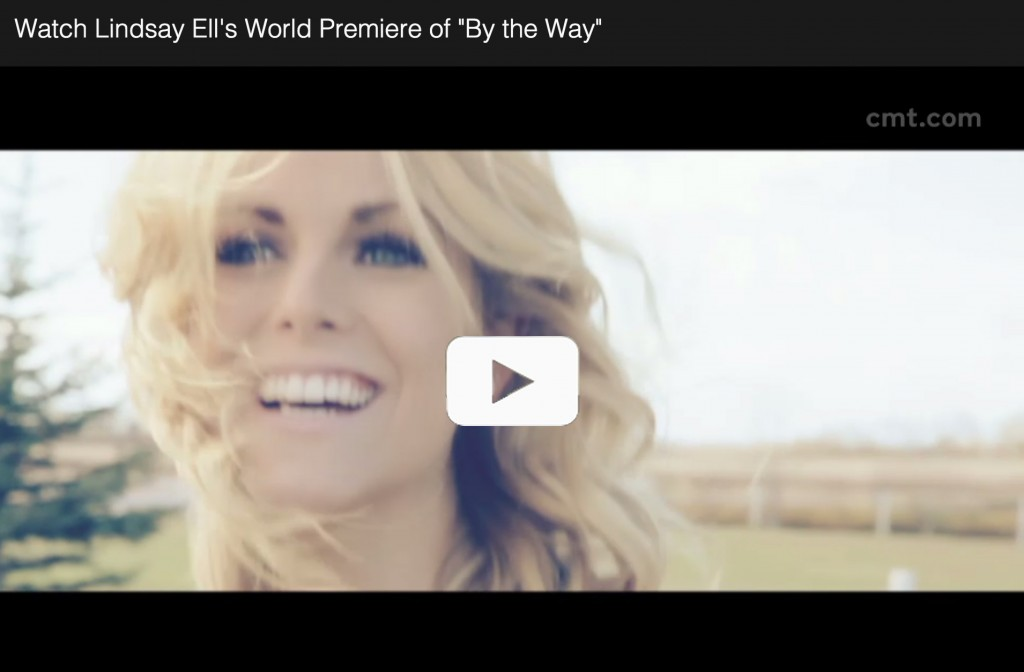 """By The Way"" CMT World Premiere"