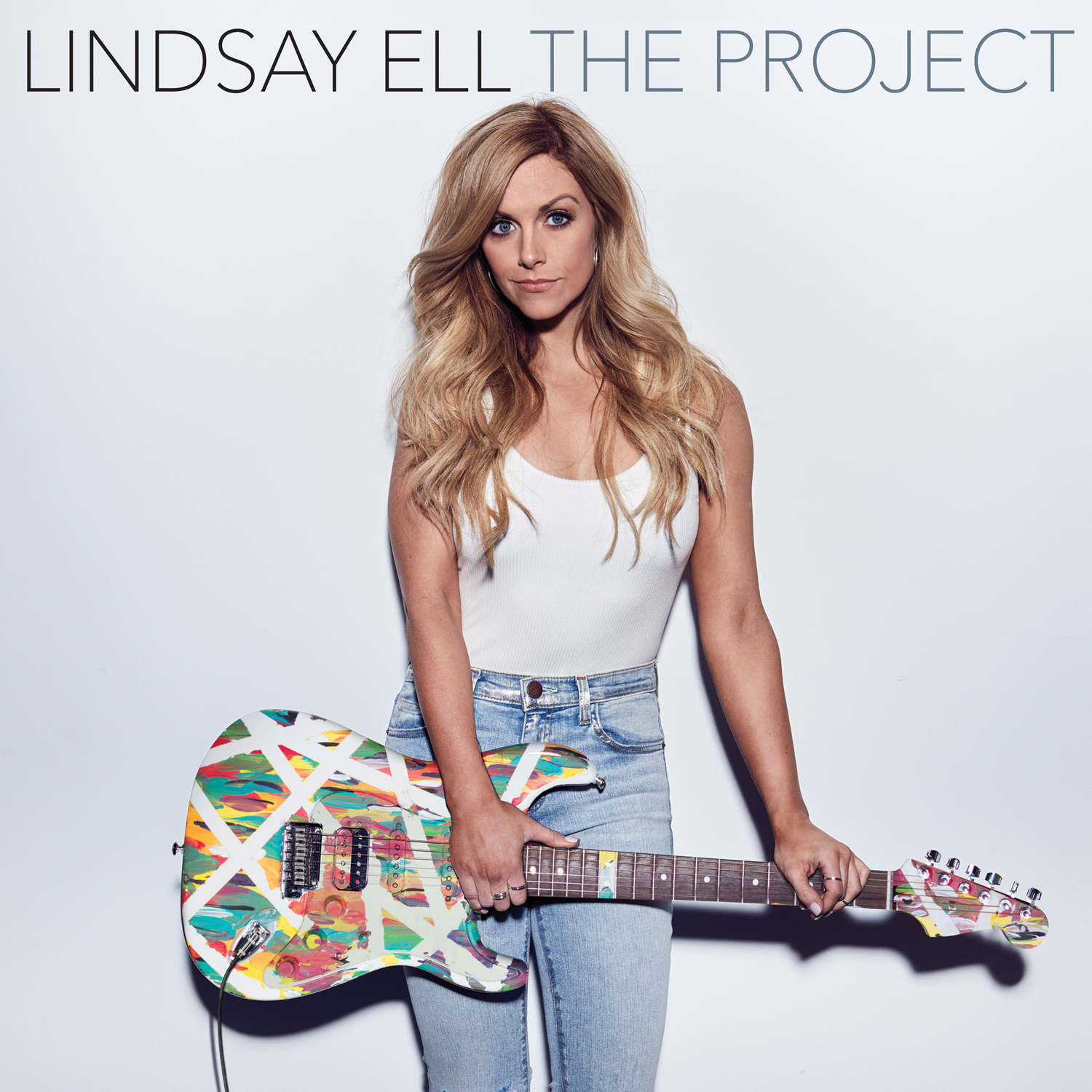 The Project UK Album Cover